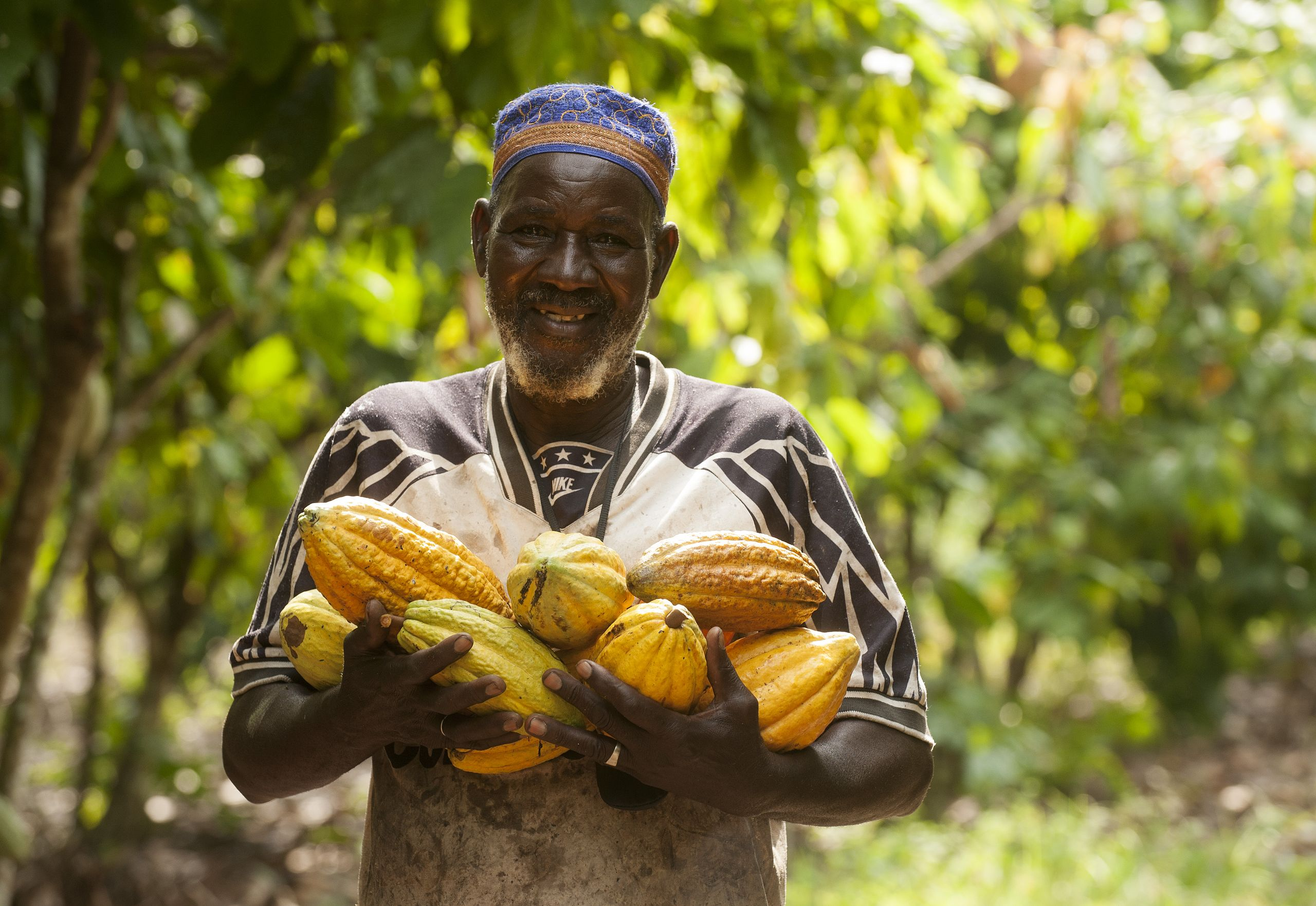 CANN - Cocoa Africa and Middle East, Ivory Coast 2014 ©Éric St-Pierre